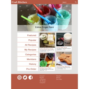 Static Home Page _ Web