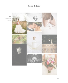 image hover menu